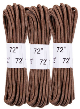 Rothco Boot Laces Coyote 72 in.
