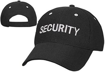 Security Low Profile Insignia Mesh Cap