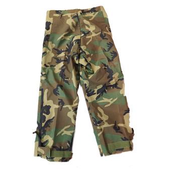Military Issue Woodland Goretex Pants GEN II
