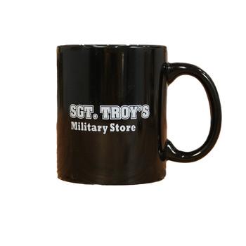 SGT TROYS 14oz Coffee Mug