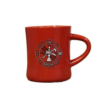 Firefighter 12oz Coffee Mug