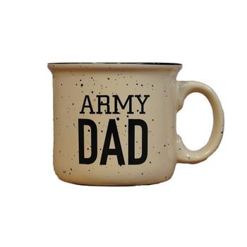 Army Dad 12oz Camper Coffee Mug