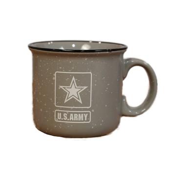 US Army 12oz Camper Coffee Mug