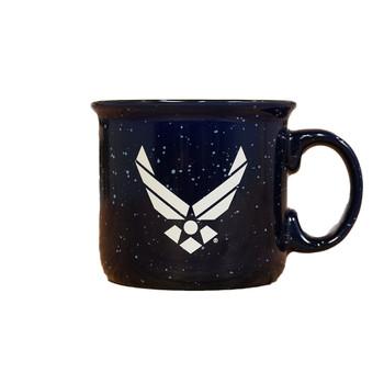 Air Force 12oz Camper Coffee Mug