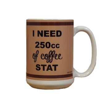 250cc Stat 14oz Coffee Mug
