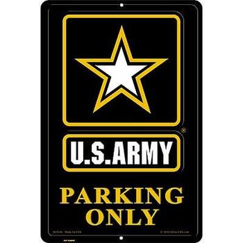 "U.S. Army Sign 12""x18"""