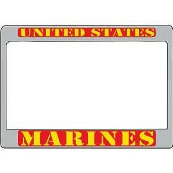 USMC License Frame