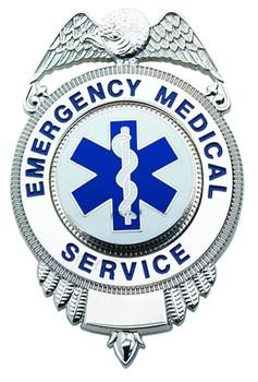 Emergency Medical Service Badge