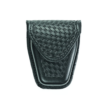 Airtek Double Closed Handcuff Case (Basket Weave)