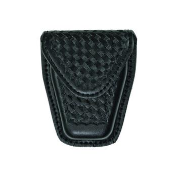 Hero's Pride Airtek Single Closed Standard Handcuff Case (Basket Weave)