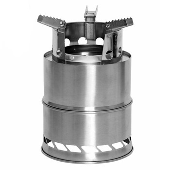 Rothco Stainless Steel Camping Stove