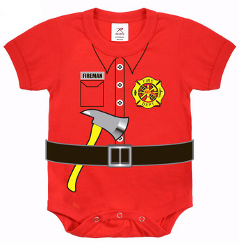Rothco Baby Issue Fireman Uniform