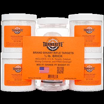 Tannerite® 1/2 pound Brick~ Single Brick Of Four 1/2 Pound Targets