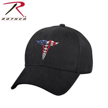 Rothco Medical Symbol (Caduceus) Low Profile Hat