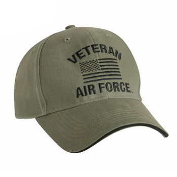 Rothco Vintage Air Force Veteran Low Profile Cap