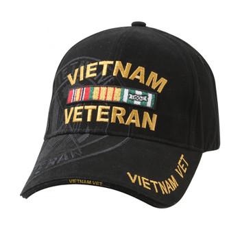 Rothco Deluxe Vietnam Veteran Military Low Profile Shadow Caps