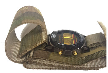 Multicam Covered Watchband 0001MC