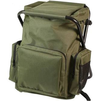 Backpack and Stool Combo Pack