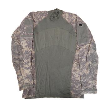 Original Military ACU Combat Shirt used