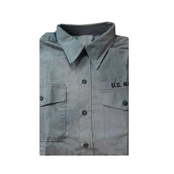 Dress Blue Utility Navy Shirt