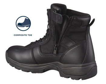 """Propper Series 100 Tactical Waterproof Boot 6"""" with Side Zipper and Composite Toe"""