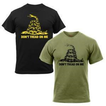 Don't Tread On Me Vintage T-Shirt Tee