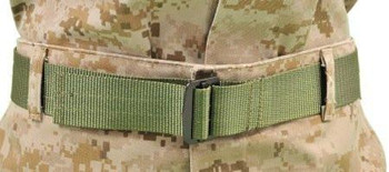 Raine Genuine Military Riggers Belt