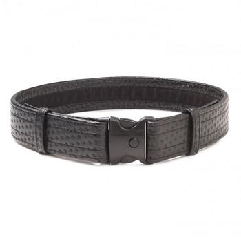 """2-1/4"""" Deluxe Basket Weave Duty Belt with Velcro Inside"""
