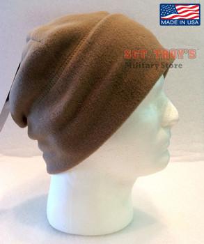 Original Military Issue Polartec Marine USMC Microfleece Cap Coyote Army Hat Fleece Beanie ECW