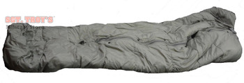 MSS INTERMEDIATE COLD FOLIAGE/GREY SLEEPING BAG U.S. MILITARY ISSUE VGC