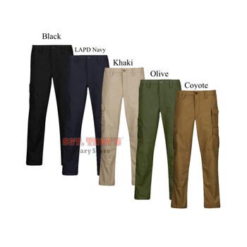 Propper Uniform Basic Tactical Pants 60/40 Ripstop Zipper Fly NEW