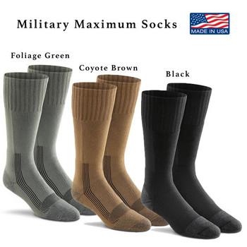 Fox River Military Maximum Boot Socks Wick Dry FoxSox Made USA NEW 6074
