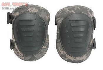 USGI ACU KNEE PADS TACTICAL KNEE PADS VGC-EXCELLENT 1SFA XC NSN 8415015204086