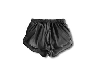 Soffe Authentic Running Track Shorts PT Training Silkies Ranger Panties NEW