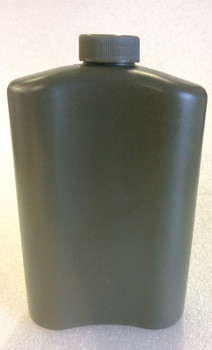 Pilot Flask OD Green Outdoor Water Bottle Military Canteen 1 Pint USA made NEW