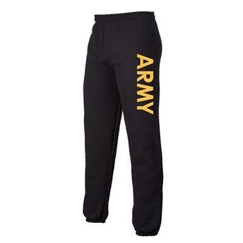 Soffe Authentic Army SweatPants Heavyweight Military PT Sweatpants