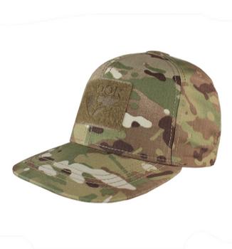 Condor Flat Bill Snapback Hat with MultiCam