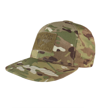 Condor Flat Bill Snapback Hat with MultiCam