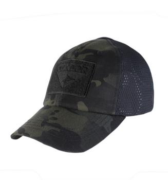 Condor Tactical Cap Mesh MultiCam Black