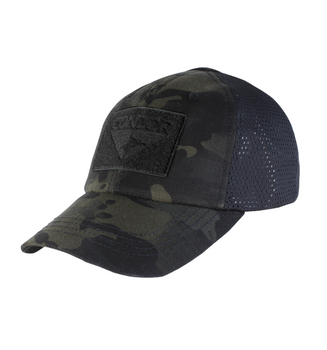 Condor Tactical Cap Mesh MultiCam Black