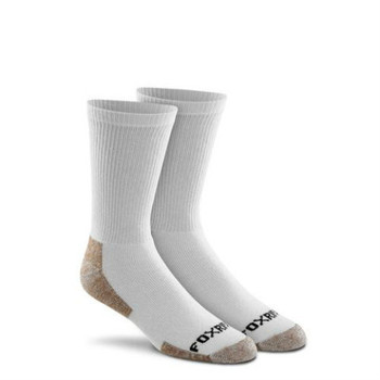 Fox River 3-Pair Value Pack Cotton Socks Work Crew