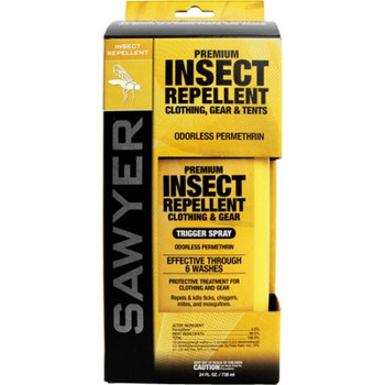Sawyer Clothing Premium Insect Repellent - 24oz pump