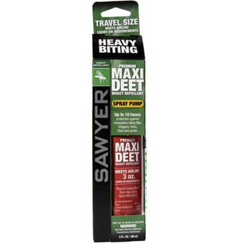 Sawyer Premium MAXI-DEET Insect Repellent 3oz Pump Spray