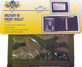 Raine Military I.D./Pocket Wallet