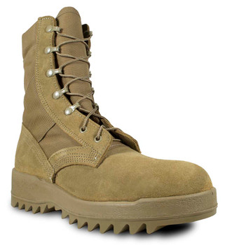 McRae Hot Weather Coyote Ripple Sole Combat Boot 8188