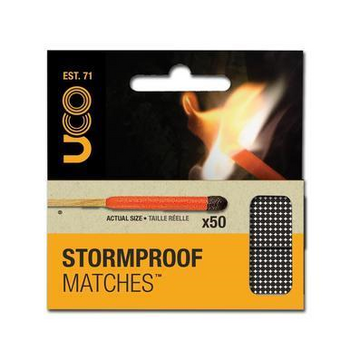UCO Stormproof Matches - 50 Matches