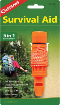 Coghlans Survival Aid 5 in 1