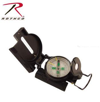 Rothco Military Marching Metal Compass with Dial