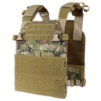 Vanquish Armor System Plate Carrier Multicam
