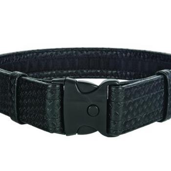Hero's Pride Air-Tech Basket Weave 2'' Lined Duty Belt